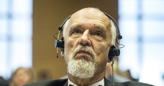 Sąd UE w Luksemburgu unieważnił w czwartek decyzję Prezydium Parlamentu Europejskiego nakładającą sankcje na byłego europosła Janusza Korwin-Mikkego z powodu jego wypowiedzi na sali obrad.