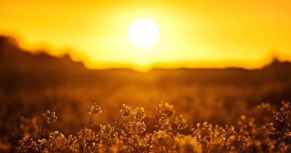 Dla siedmiu województw w zachodniej części Polski IMGW wydało ostrzeżenia pierwszego stopnia przed upałami. Prognozowana temperatura maksymalna w dzień wyniesie nawet 32 stopnie. RCB na Twitterze przypomina o zasadach bezpieczeństwa podczas wysokich temperatur.