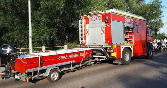 Nie żyje 11-letnia dziewczynka, która wpadła do Wisłoki w Jaśle (Podkarpackie). Wcześniej strażacy wyciągnęli z wody mężczyznę, który wskoczył do wody, by pomóc dziecku - jego także nie udało się uratować.