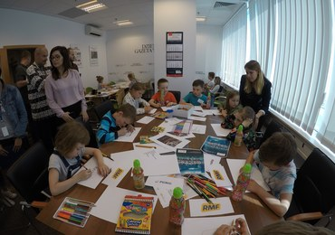 """Dzieci autorami specjalnego wydania """"Dziennika Gazety Prawnej"""""""