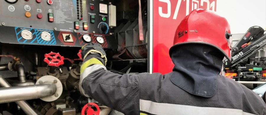 Nawet kilka dni może jeszcze potrwać akcja strażaków na Wiśle w rejonie Płocka. Wczoraj na rzece pojawiły się plamy oleistej substancji - informuje dziennikarz RMF FM Michał Dobrołowicz.