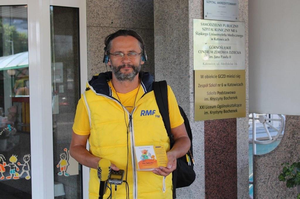 Wojciech Gumułka z GCZD
