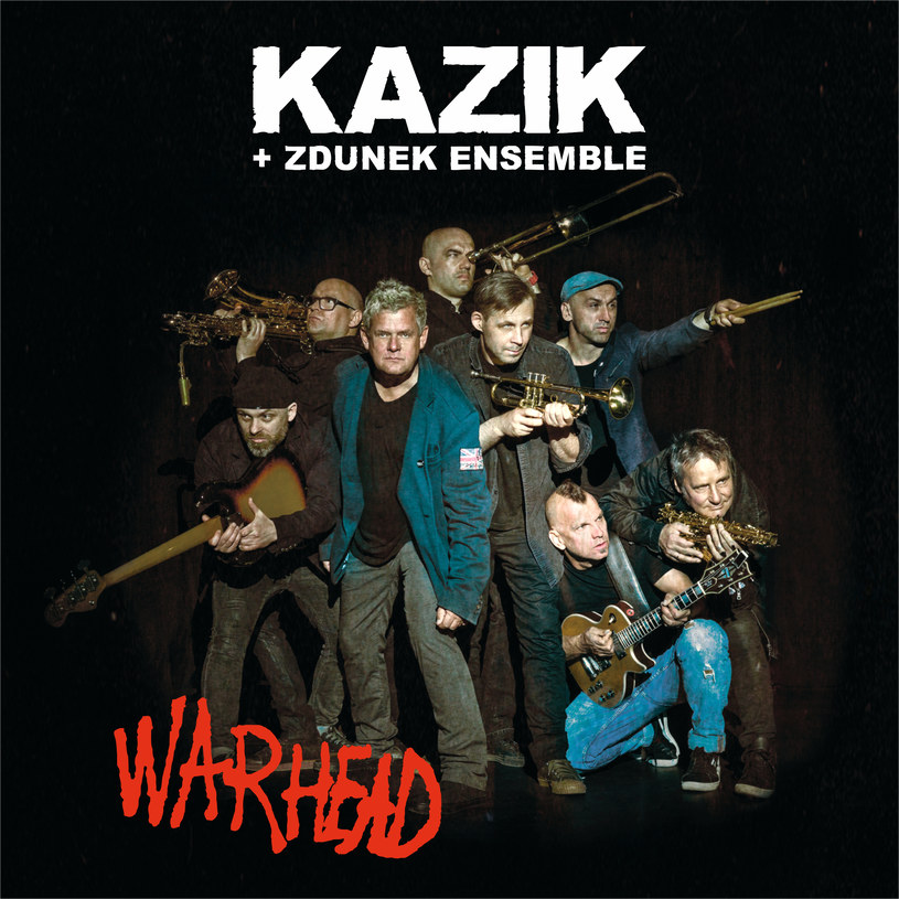 """8 czerwca ukaże się płyta projektu Kazik + Zdunek Ensemble, którą zapowiada teledysk """"Wojny!""""."""