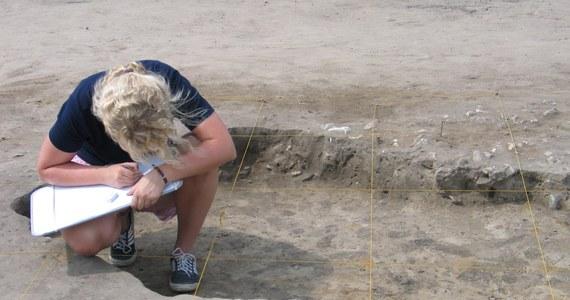 W Pompejach dokonano kolejnego odkrycia po odnalezieniu kilka dni wcześniej szkieletu mężczyzny, który zginął w czasie ucieczki po wybuchu Wezuwiusza w 79 roku. Pod szczątkami mężczyzny archeolodzy znaleźli jego majątek - woreczek z 20 monetami.