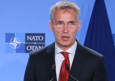 Stoltenberg: NATO nie będzie broniło Izraela w razie irańskiego ataku