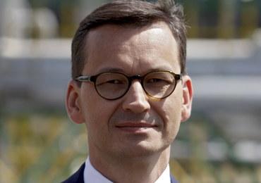 Morawiecki: Inwestycja w Możejkach dzięki wizji Lecha Kaczyńskiego