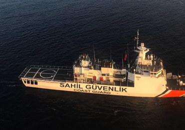 46 imigrantów zginęło w katastrofie łodzi na Morzu Śródziemnym
