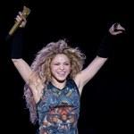 Shakira rozpoczęła trasę