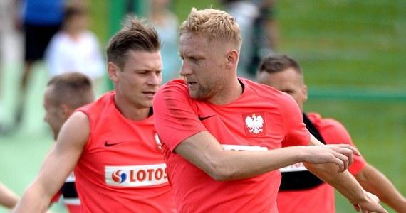 Kamil Glik podczas dzisiejszego treningu reprezentacji Polski w Arłamowie uszkodził sobie bark. Polski Związek Piłki Nożnej opublikował informację o stanie zdrowia piłkarza.