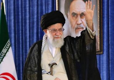 Przywódca Iranu wzywa arabską młodzież do przeciwstawienia się USA