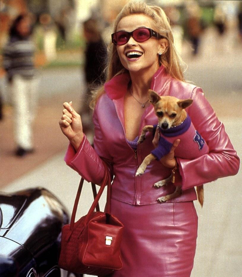 """Reese Witherspoon prowadzi rozmowy w sprawie występu w filmie """"Legalna blondynka 3""""."""