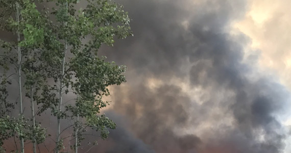 Podpalenie było przyczyną pożaru składowiska odpadów w Trzebini w Małopolsce. Tak wynika ze wstępnych opinii śledczych dotyczących tego pożaru.