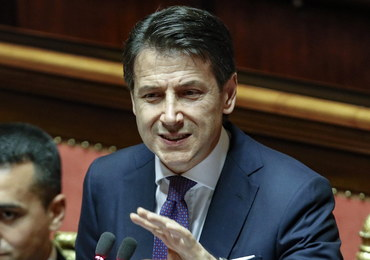 780 euro miesięcznie dla najbiedniejszych. Premier Włoch obiecuje dochód gwarantowany