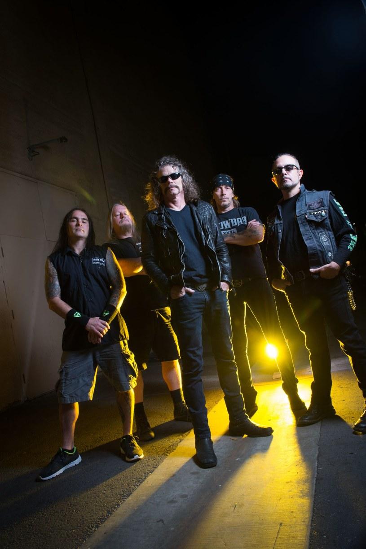 Niestrudzeni thrashmetalowcy z nowojorskiego Overkill weszli do studia.