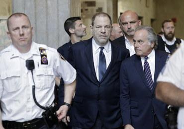 Weinstein w sądzie. Twierdzi, że jest niewinny