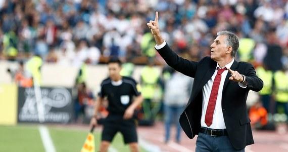 Iran jest pierwszą (nie licząc gospodarzy) z reprezentacji biorących udział w piłkarskich mistrzostwach świata, która już zameldowała się w Rosji. Podopieczni portugalskiego selekcjonera Carlosa Queiroza przylecieli we wtorkowy wieczór do Moskwy.