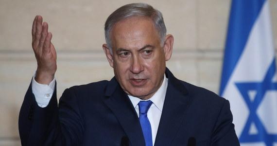 """Przebywający z wizytą w Paryżu premier Izraela Benjamin Netanjahu powiedział, że nie poprosił Francji o opuszczenie porozumienia nuklearnego z Iranem, gdyż jego zdaniem układ ten i tak nie przetrwa """"pod wpływem sił ekonomicznych""""."""