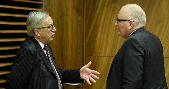 """Dzisiaj nie będzie dyskusji komisarzy na temat praworządności w Polsce - ustaliła korespondentka RMF FM w Brukseli Katarzyna Szymańska-Borginon. """"Punkt dotyczący Polski został wycofany"""" - powiedział naszej dziennikarce urzędnik Komisji Europejskiej."""
