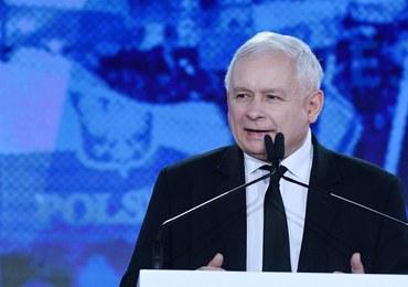 Rzeczniczka PiS odpowiada na pytanie o stan zdrowia Jarosława Kaczyńskiego