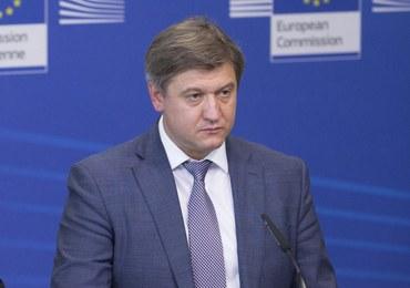 Ukraina: Odwołano ministra finansów, który był skonfliktowany z premierem