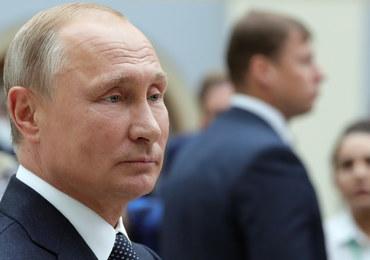 """Putin nie czuje się samotny na """"politycznym Olimpie"""". Za konkurencją nie tęskni"""
