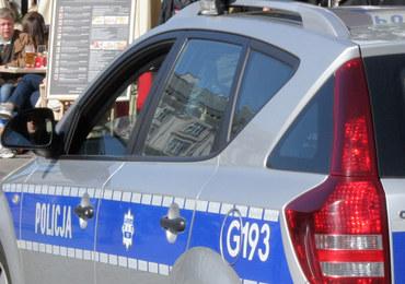 Zawiercie: Policjanci potrącili chłopca na przejściu dla pieszych. Dziecko jest w szpitalu