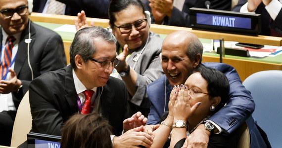 Zgromadzenie Ogólne Narodów Zjednoczonych wybrało  w tajnym głosowaniu pięciu nowych niestałych członków Rady Bezpieczeństwa na lata 2019-2020. W grupie Europa Zachodnia i inne państwa Niemcy i Belgia zastąpią Holandię i Szwecję.