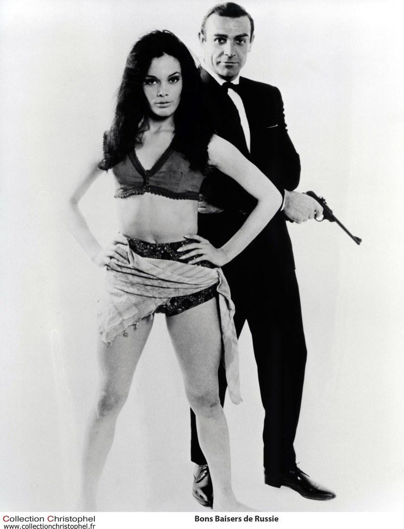 """Nie żyje brytyjska aktorka Eunice Gayson, pierwsza """"dziewczyna Bonda""""."""