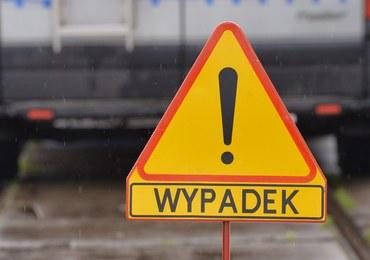 Wielkopolskie: Czworo dzieci wśród rannych w wypadku w Imiołkach