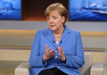 Merkel: Będzie odpowiedź UE na cła USA na stal i aluminium