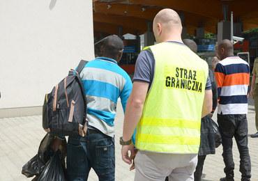 Nielegalni imigranci z Afryki zatrzymani w Polsce