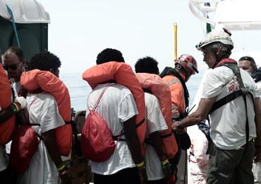 Ostra wymiana zdań pomiędzy rządami Włoch i Francji. W tle migranci