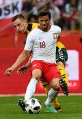 Polska - Litwa 4-0. Bereszyński: Ten mundial to spełnienie marzeń