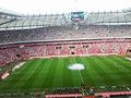Pożegnanie Brożka, Głowackiego, Mili i Murawskiego przed meczem Polska - Litwa. Wideo
