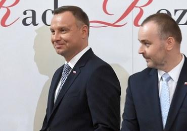 Mucha o referendum: Na pewno odbędzie się spotkanie prezydenta z marszałkiem Senatu
