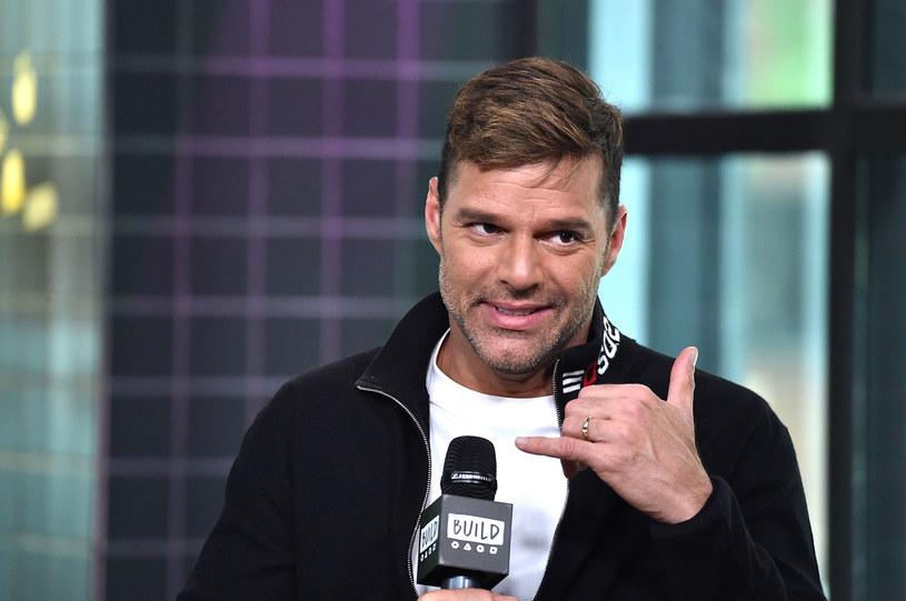 7 września w Ergo Arenie w Gdańsku/Sopocie zaśpiewa latynoski przystojniak Ricky Martin.