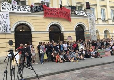 Protest na uczelniach. Studenci zawieszają okupację