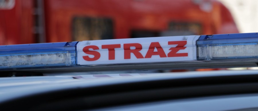 """W Myszkowie w województwie śląskim doszło do wypadku z udziałem motolotni. Informację z """"Gorącej Linii"""" potwierdzili nam policjanci."""