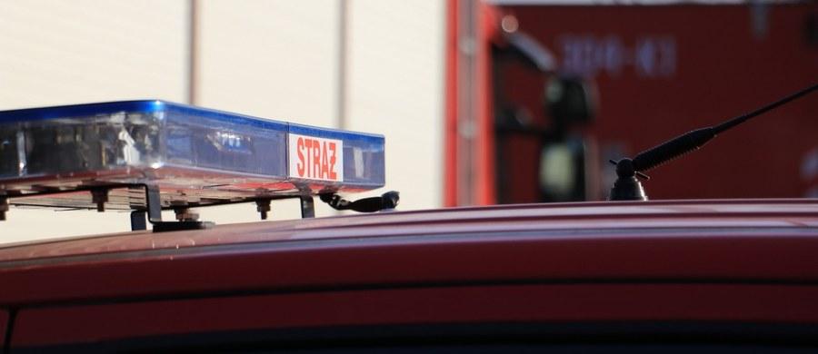 Dwie osoby zostały ranne po wybuchu gazu i pożarze w Pisarzowicach koło Bielska-Białej w Śląskiem. Podczas prac ziemnych uszkodzony został gazociąg średniego ciśnienia.