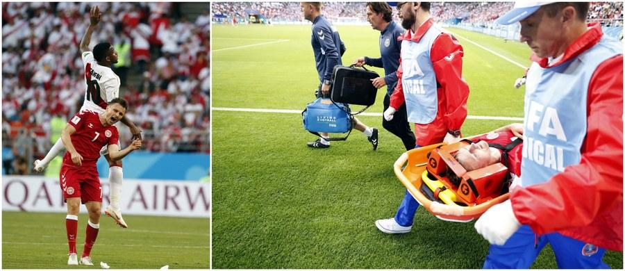 Duński pomocnik William Kvist nie zagra już w mistrzostwach świata: w sobotnim meczu z Peru, wygranym przez Duńczyków 1:0, 33-letni zawodnik nabawił się urazu żeber.