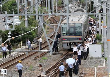 W Japonii zatrzęsła się ziemia. W Osace zamknięto metro i wstrzymano pociągi