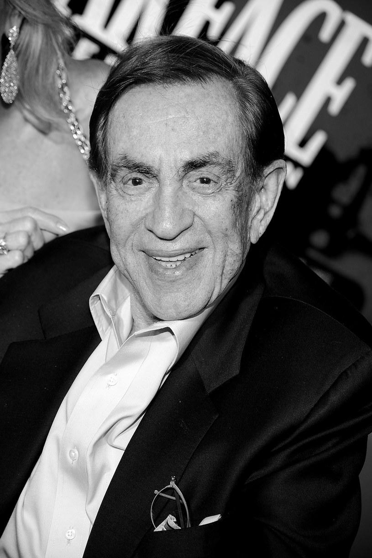 """Martin Bregman, producent """"Człowieka z blizną"""", zmarł w wieku 92 lat w wyniku udaru mózgu."""