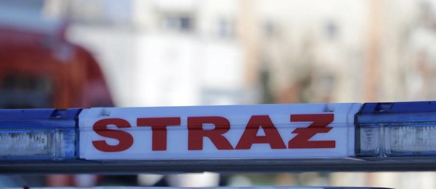 W 11-piętrowym bloku przy ulicy Okrzei w Mysłowicach (woj. śląskie) w poniedziałek wieczorem wybuchł pożar. Informację o tym zdarzeniu dostaliśmy na Gorącą Linię RMF FM.