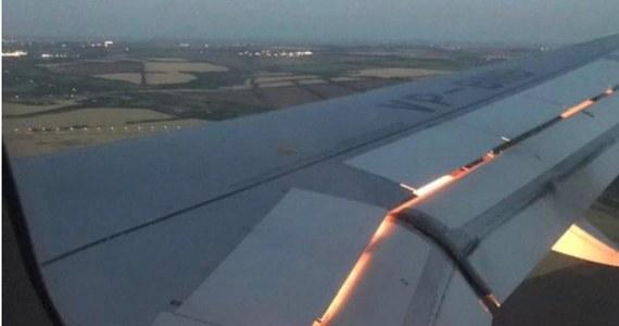 Piłkarze Arabii Saudyjskiej przeżyli chwilę grozy, gdy zapalił się jeden z silników samolotu, którym podróżowali do Rostowa nad Donem na środowy mecz z Urugwajem. Maszyna bezpiecznie wylądowała i nikt nie ucierpiał.
