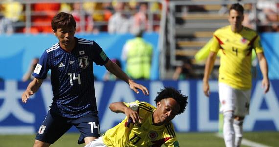Japonia wygrała z Kolumbią 2:1 w Sarańsku w meczu grupy H piłkarskich mistrzostw świata. To pierwsze starcie grupowych rywali Polaków.