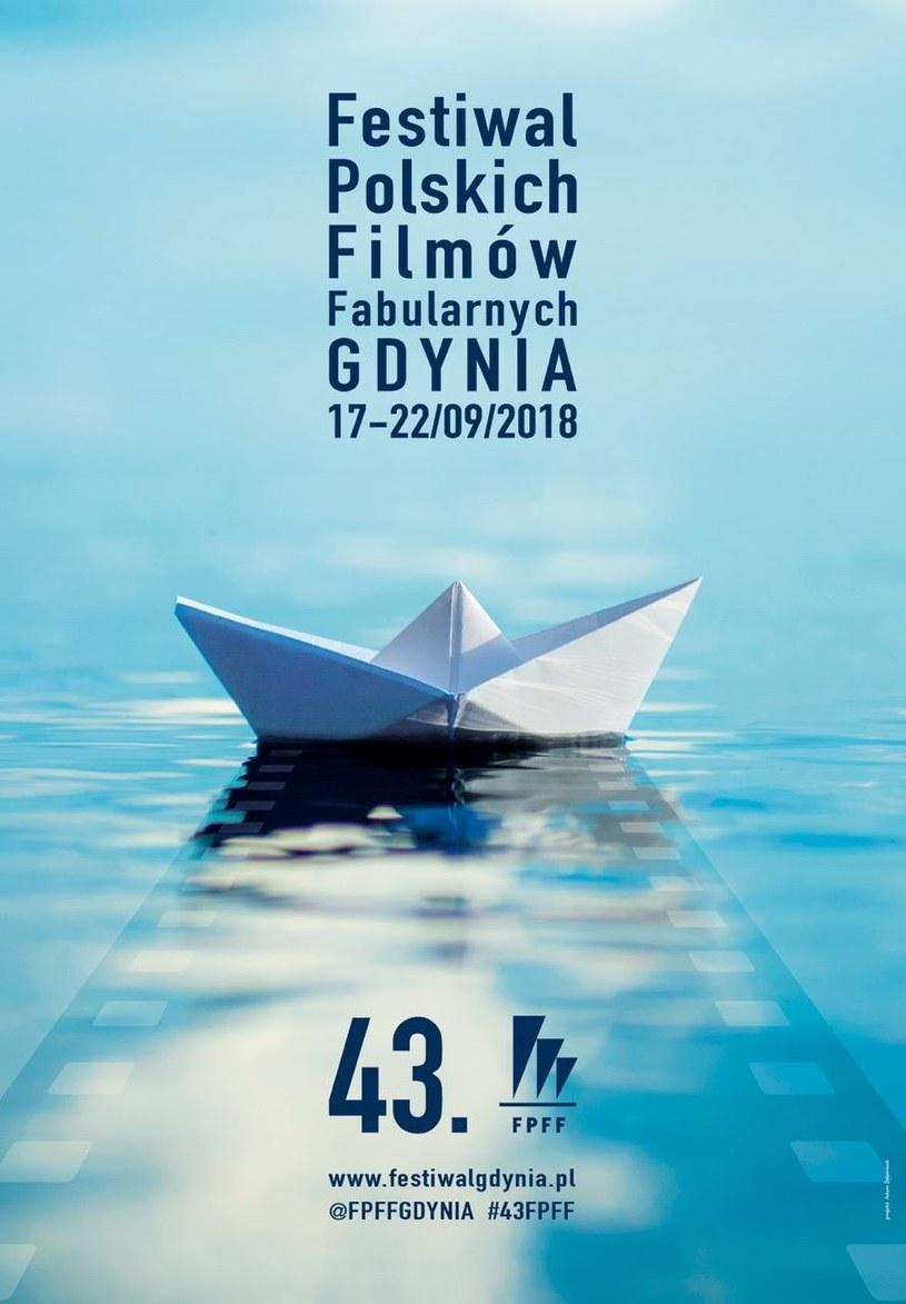 Zaprezentowano oficjalny plakat tegorocznego, 43. Festiwalu Polskich Filmów Fabularnych w Gdyni!