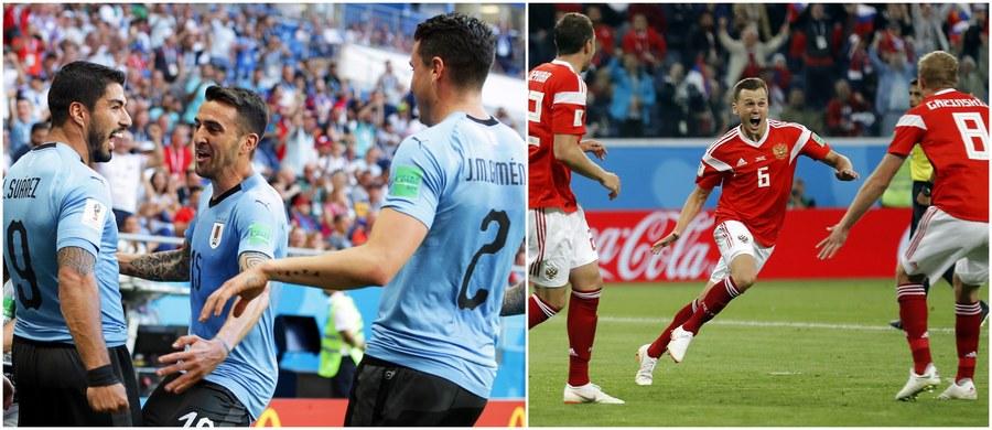 Po dwóch kolejkach meczów w grupach A i B piłkarskich mistrzostw świata znamy już pierwsze rozstrzygnięcia fazy grupowej! Awansu do 1/8 finału MŚ pewne są już zespoły Rosji i Urugwaju. Już teraz wiadomo również, że na fazie grupowej mundialowa przygoda zakończy się dla Egiptu, Arabii Saudyjskiej i Maroka.