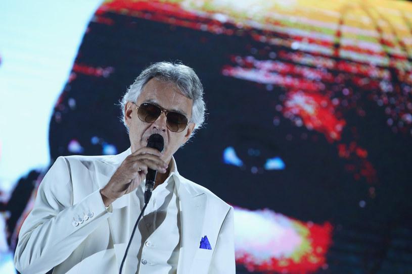 """Andrea Bocelli wydaje nowy album """"Si"""". Jego premierę zaplanowano na 26 października."""