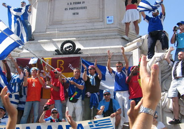 """Grecja odbija się od dna? """"Zrobili to, co do nich należało"""""""