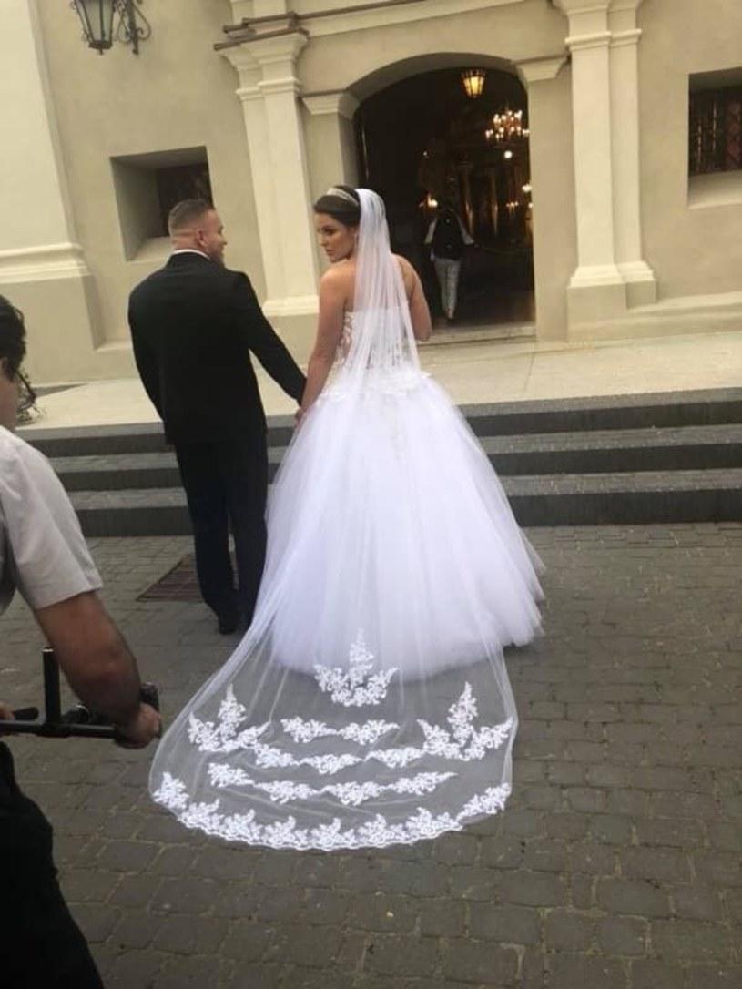 """W ostatnią sobotę (16 czerwca) ślub wzięła wokalistka Patty (Patrycja Dłutkiewicz), znana z przeboju """"(Zabiłeś tę miłość) Nie ma nas""""."""